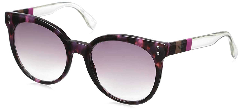Amazon.com: Fendi ff083 – Gafas de sol de la mujer, la ...