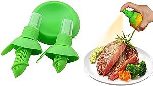 Lemon Juice Sprayer,Manual Orange Juice Citrus Spray,Lemon Squeezer for Salads Seafood,3Pcs Kitchen Gadget