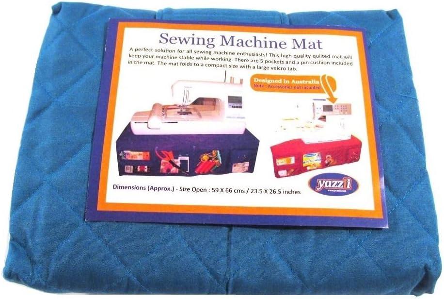 Yazzii CA 575 A Sewing Machine Aqua Mat