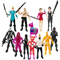 Ginkago Game Action Figures Cartoon Toys Anime Collection Decoration Children Gift (12PC)