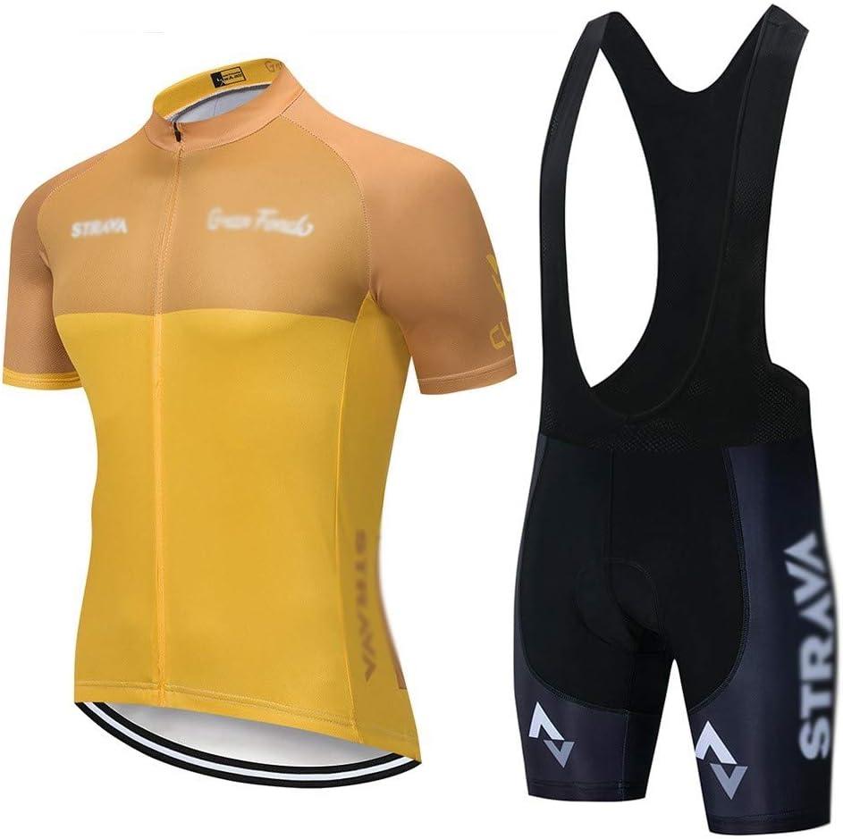 TMY Manica Corta Cycling Jersey Strava Cycling Jersey Set Maillot Ciclismo Uniformes Asciugatura Rapida Bike Abbigliamento MTB Jersey