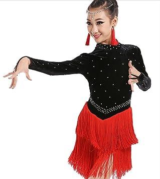 Trajes de Baile Latino para niños Concurso para niños ...