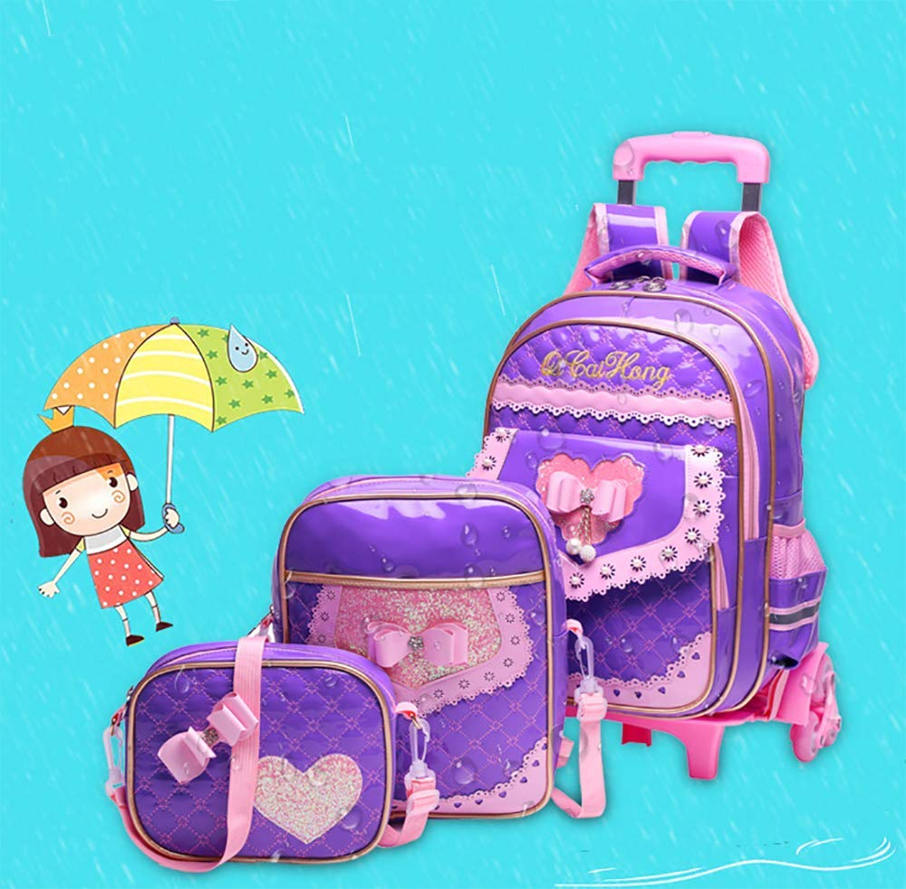 c734c5dc4b8e HCC& Lovely Girl Trolley School Backpack School Bags, Pencil Cases ...