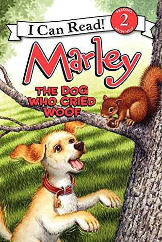 Amazon marley the dog who cried woof i can read level 2 marley the dog who cried woof i can read level 2 by fandeluxe Image collections