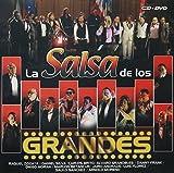 salsa en grande - La Salsa De Los Grandes (CD+DVD Varios Artistas Sony-840728)