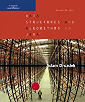 Data Structures and Algorithms in Java, 2nd Edition Front Cover