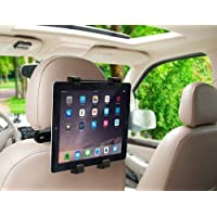 """Auslese™ Universal Tablet Car Headrest Mount Holder for iPad, Galaxy Tab 2, Kindle Fire HD, Other 7""""-10"""" Screen"""