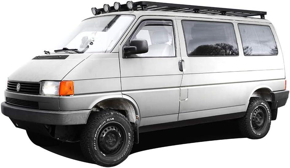 Front Runner Volkswagen T4 Transporter (1990–2003) Slimline II Roof Rack Kit - by: Amazon.es: Coche y moto