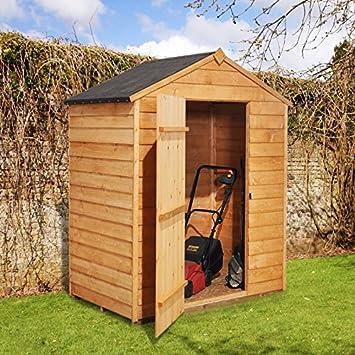 Druckbehandeltes Holz Box Aufbewahrungsbox für Gartenhaus Outdoor