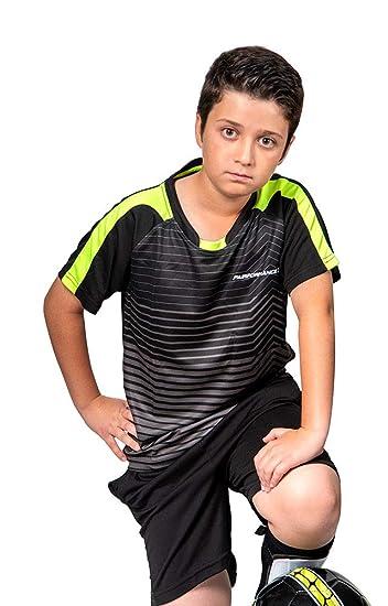 super popular bf9f5 72064 Amazon.com : PAIRFORMANCE Premium Boys' Soccer Jerseys ...