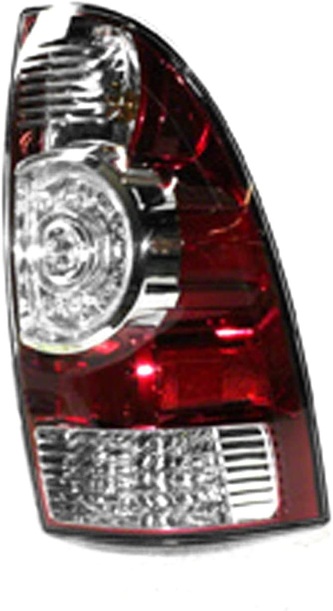 PartsChannel TO2801177OE OE Replacement Tail Light Assembly