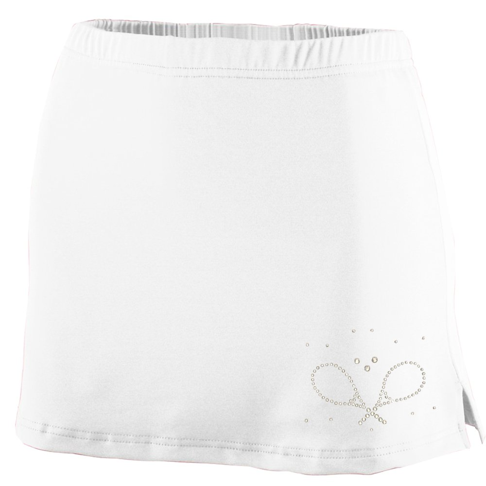 DTL Down The Line Sportswear Inc. Bling Tennis Skort