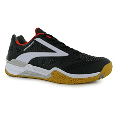0d9f1d6b152e2f Dunlop Mens Flash ULT Shoes Trainers Lace up Squash Sports Breathable Mesh  Multi Size  UK