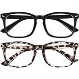 Okany Blue Light Glasses - Blue Light Blocking Glasses, Computer Gaming Glasses for Women Men, Anti Glare Glasses