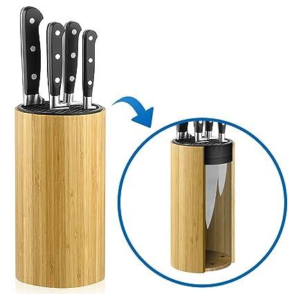 Compra General Bloque de bambú para Cuchillos con ...