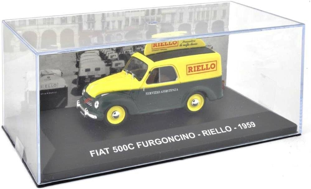 LC1 Lot de 10 CAMIONNETTES PUBLICITAIRES 1//43 Fiat Lancia Renault Autobianchi
