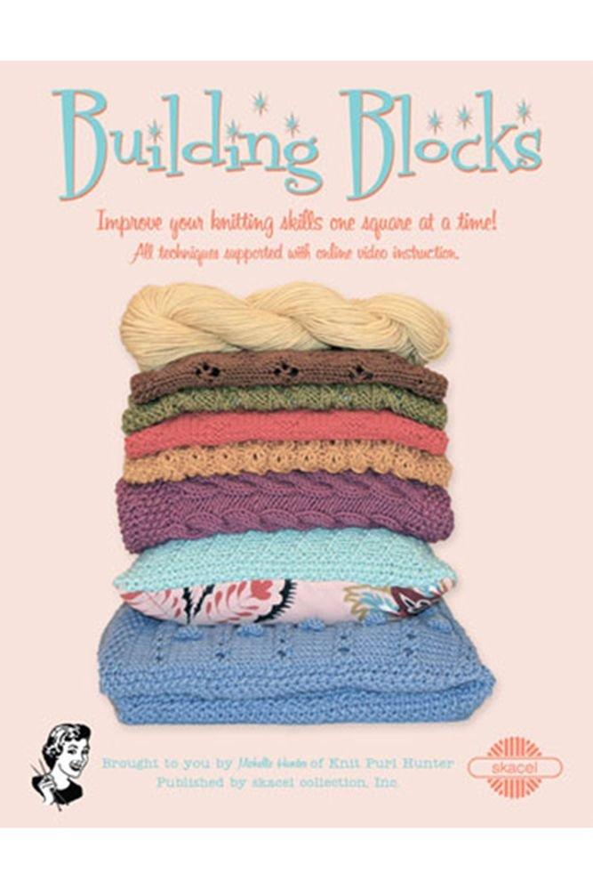 Building Block Pattern Book by Skacel