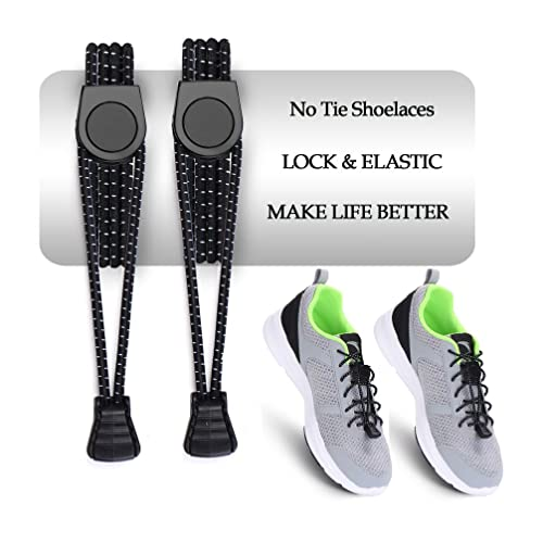 c26f3322a482 Amazon.com  AMZNEVO Elastic No Tie Shoelaces