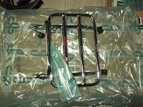 Porte-Bagages Avant pour Piaggio Vespa PX125/150/lML 50Special eT3/Px PE T5/PK