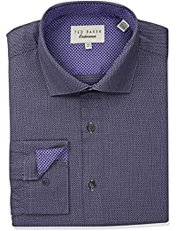 Men's Urate Slim Fit Dress Shirt