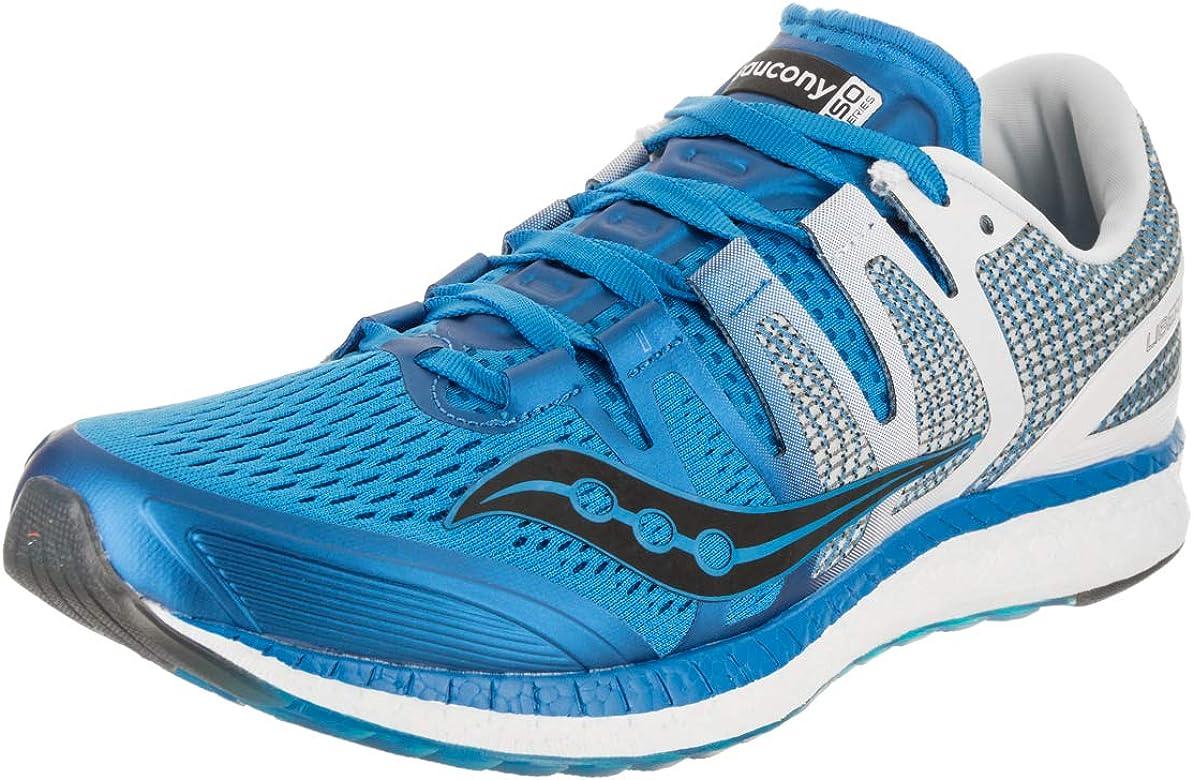 Saucony Liberty ISO, Zapatillas de Deporte para Hombre: Amazon.es: Zapatos y complementos