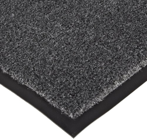 Olefin Mat - Notrax 130 Sabre Decalon Entrance Mat, for Entranceways and Light to Medium Traffic Areas, 4' Width x 6' Length x 5/16