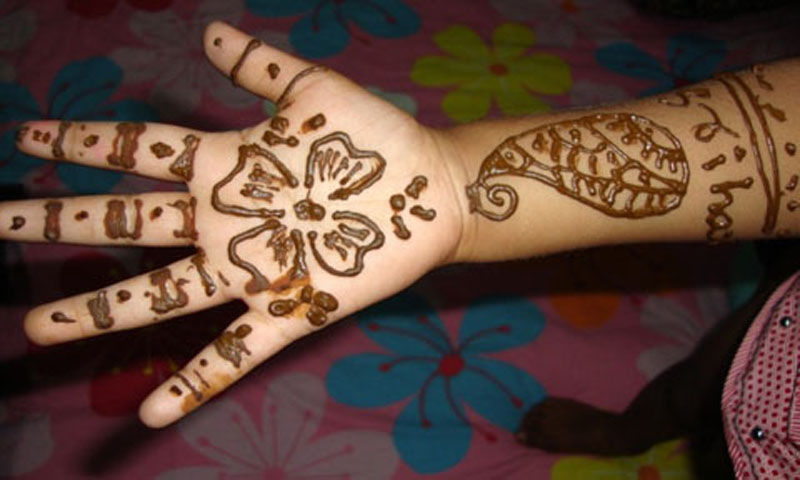 Mehndi Designs For Hands Drawing Import It All