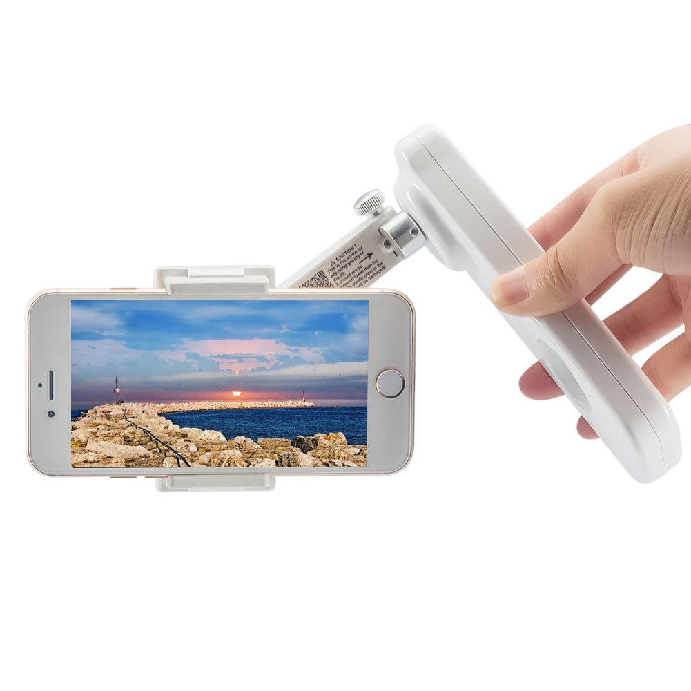 Smartphone Gimbal X-CAM SIGHT2 Handheld Stabilizer for Smartphone Include iPhone7/7 plus/Samsung/Galaxyand/Huawei/Xiaomi,2 Axis Folding Gimbal phone gimbal or iphone Gimbal