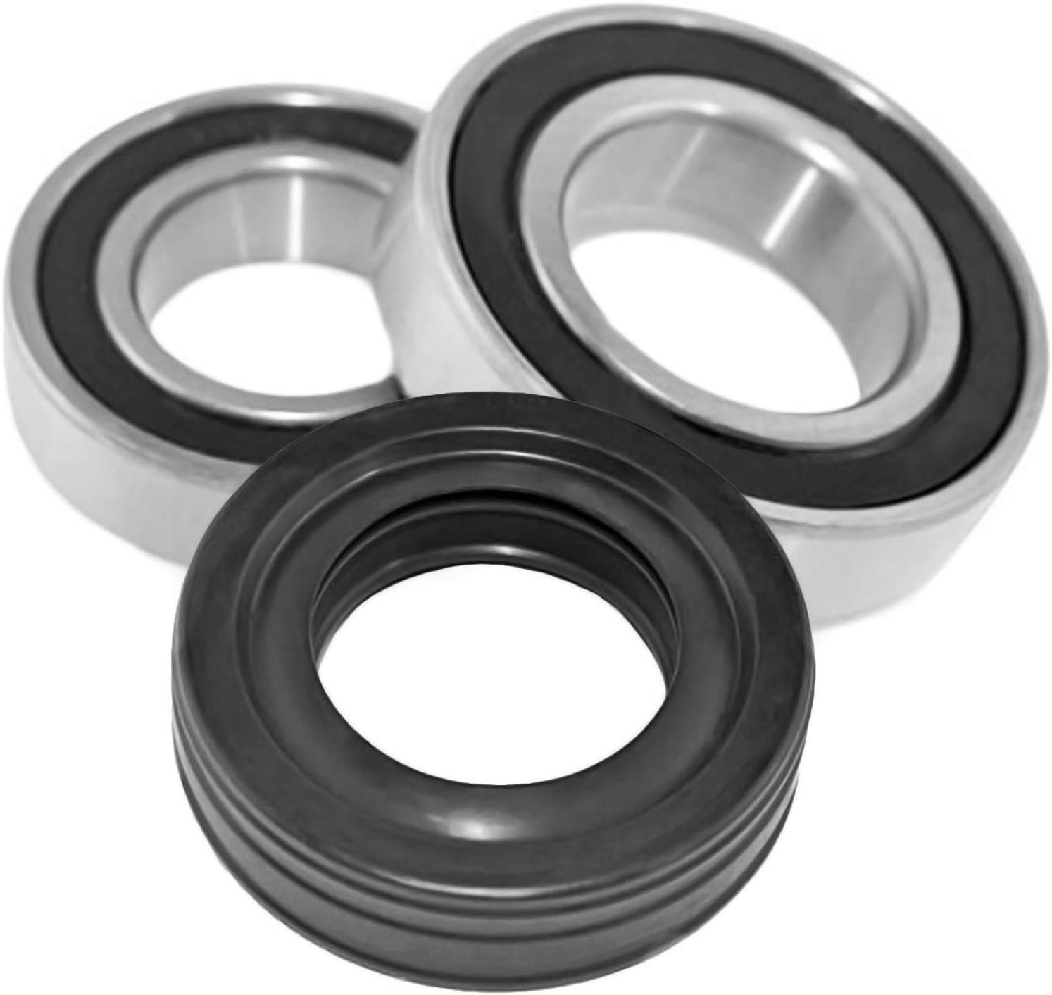 OCTOPUS Compatible with Washer Tub Bearings Kit replacement W10435302 W10447783