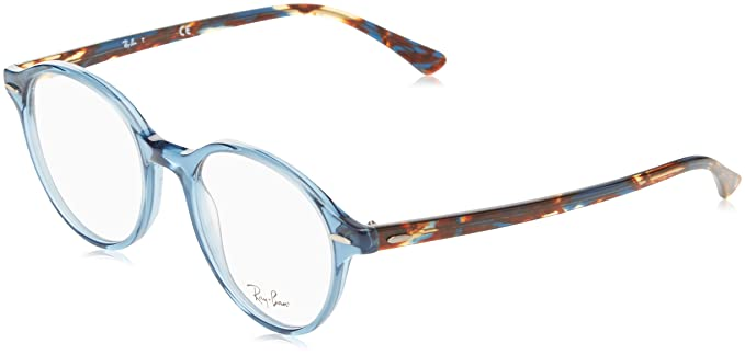 4d210c5a83 Image Unavailable. Image not available for. Colour  Ray-Ban Unisex RX7118  Dean Eyeglasses