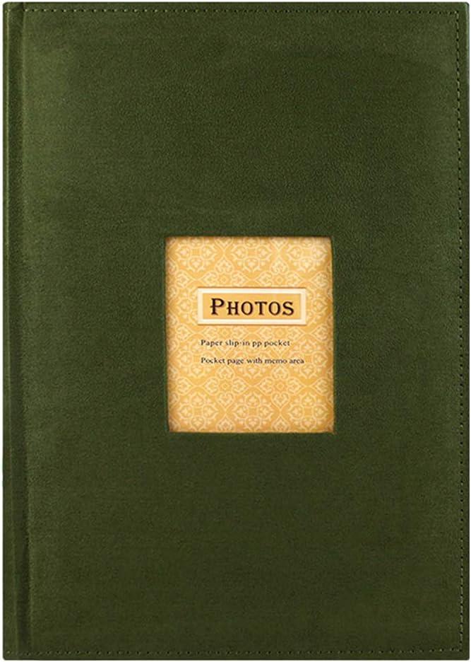 Ante Noble, 300 Unidades, 15,2 x 10,1 cm /Álbum de Fotos aoory