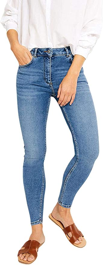 M/&S Collection Size 22 Short High Rise Skinny Jeans