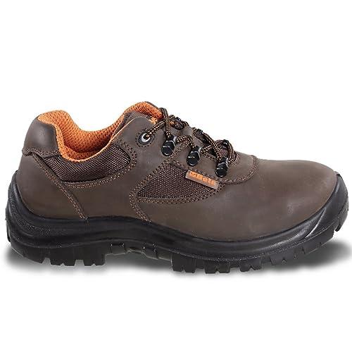 Beta 072350242-7235B 42-Zapatos En Action De Piel Nabuk