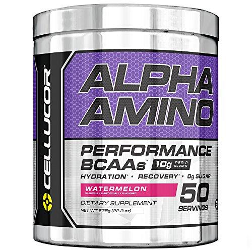Cellucor Alpha Amino EAA & BCAA Recovery Powder