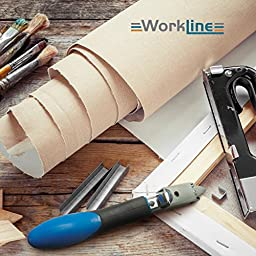 Workline Professional Upholstery Tools Staple Remover