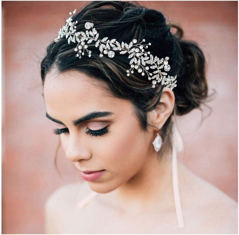 white pearl Hair hoop freshwater pearls,B8-023 Wedding hair tiara Bridal headpiece Pearl headband,Bridal Headband