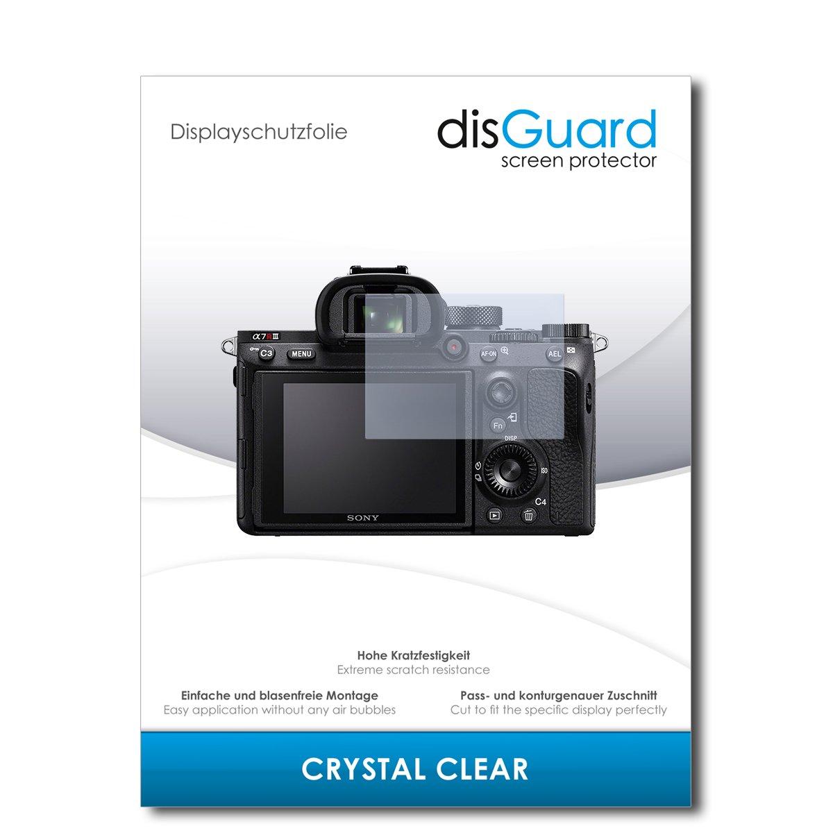 disGuard® Protector de Pantalla [Crystal Clear] compatibile con ...