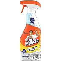 Mr Muscle Kitchen Cleaner, Orange, 500 ml