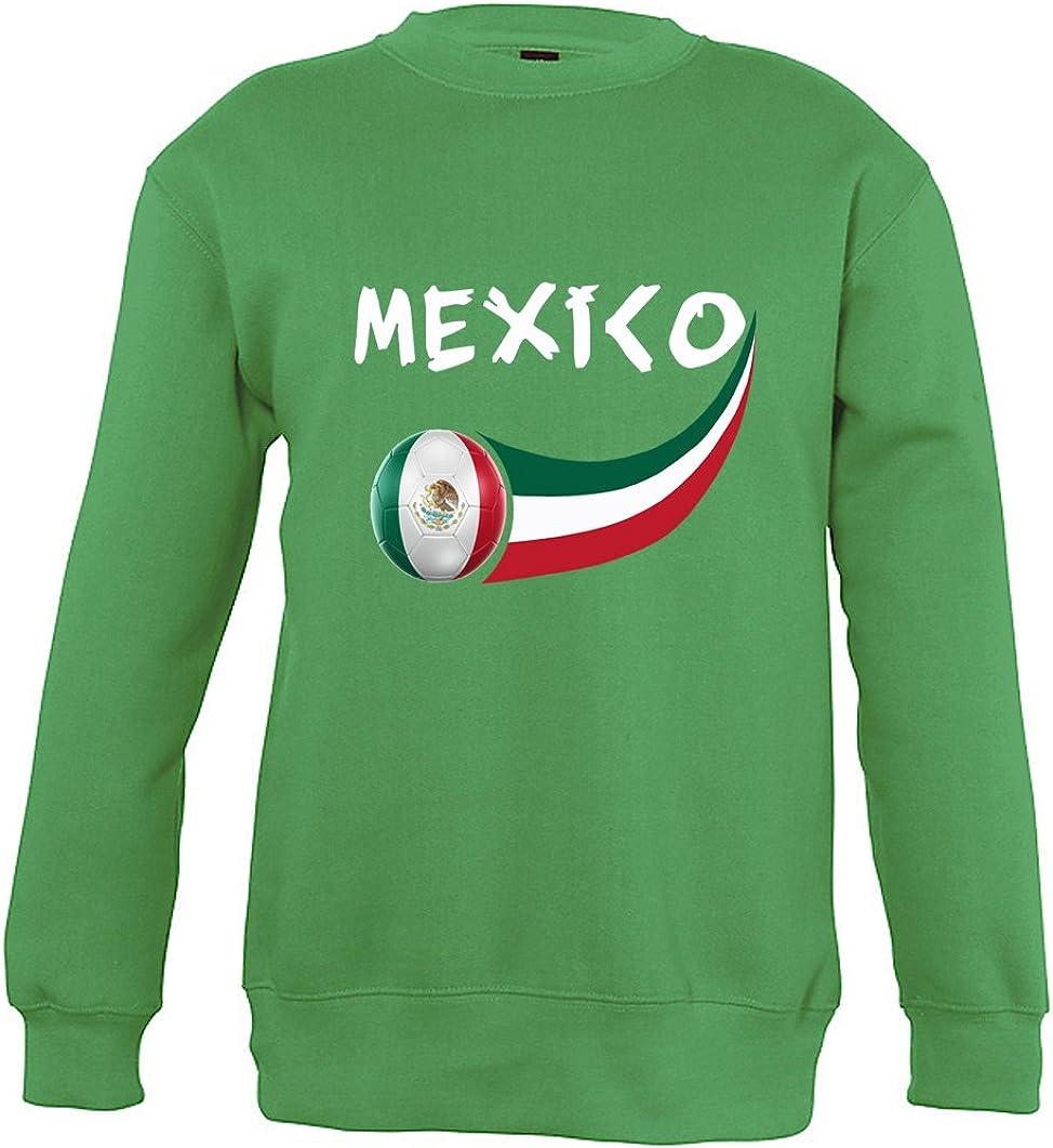 Supportershop Boys Mexico Sweatshirt