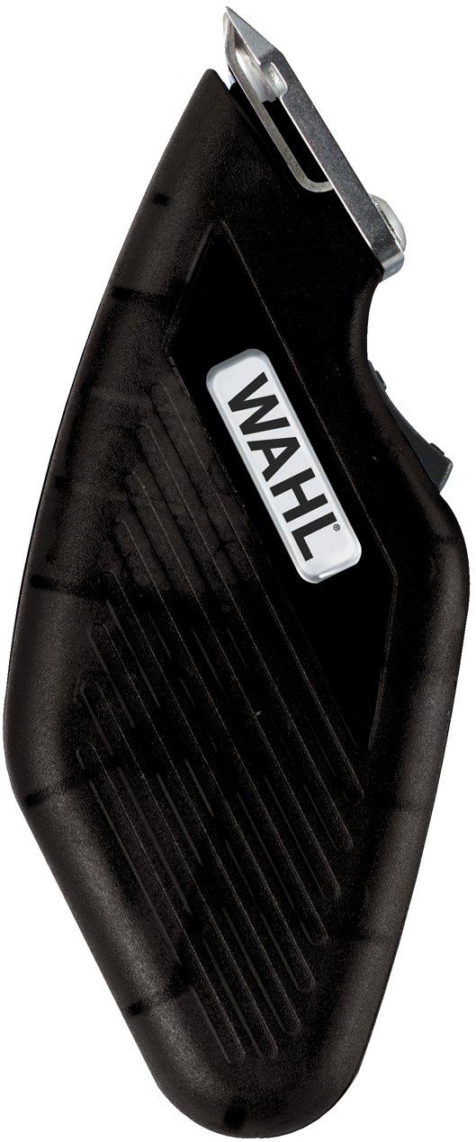 Wahl 9962-717 Travel Cordless/Battery Trimmer, Black Fesco Distributors