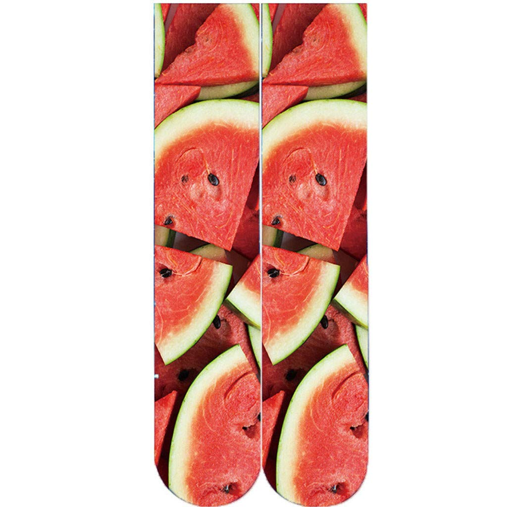 Tronet Casual Socks/Lovers Famous Casual Art Printed Funny Novelty Casual Cotton Crew Colorfur Socks