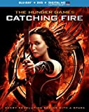 The Hunger Games: Catching Fire (DVD / Blu-ray Combo + UltraViolet Digital Copy) thumbnail