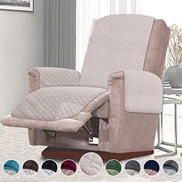 Pleasant Rhf Reversible Oversized Recliner Coveroversized Recliner Chair Covers Slipcovers For Recliner Oversized Chair Covers Pet Cover For Recliner Machine Lamtechconsult Wood Chair Design Ideas Lamtechconsultcom