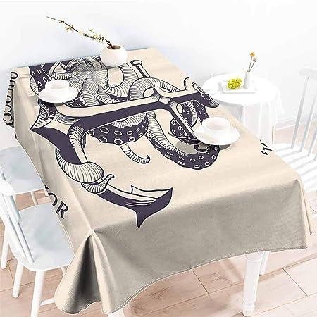 Mantel Rectangular con diseño de Amanecer mágico sobre el mar en ...