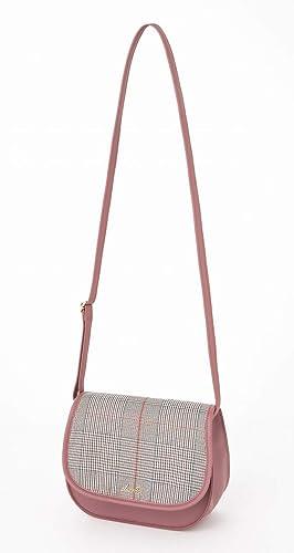 dazzlin GLEN CHECK SHOULDER BAG BOOK 画像 E