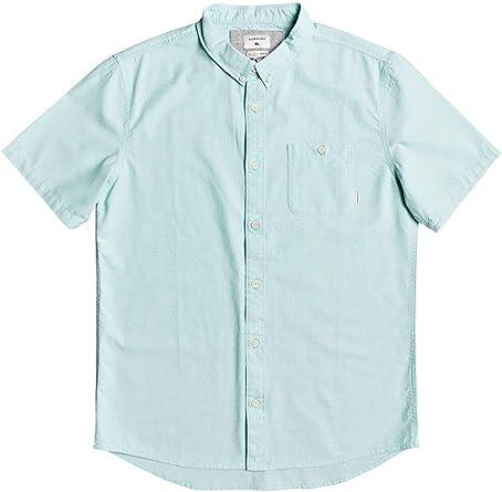 Quiksilver Ss Waterfalls - Camiseta de manga corta para hombre: Amazon.es: Ropa y accesorios