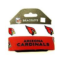 NFL Arizona Cardinals Pulsera de Silicona de Goma