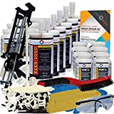 Concrete Foundation Crack Repair Kit - Low Viscosity Polyurethane - FLEXKIT-1050-60