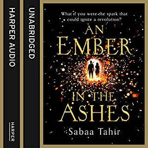 An Ember in the Ashes Audiobook