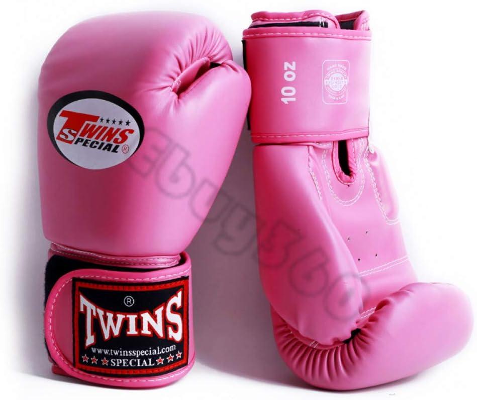 HJJREN Men Women Kids Boxing 8Oz 10Oz 12Oz 14Oz Twins Kick Boxing Gloves Pu Leather Karate Mma Gloves Boxing Gloves Muay Thai A Pair A
